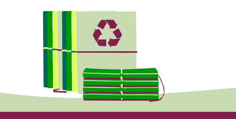 Reciclo papel